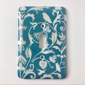 Anthropologie | Decorative Light Switch Plate